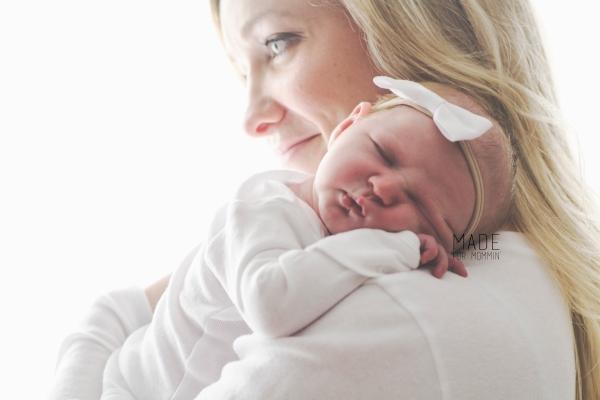 Newborn and mom MFM (2)